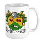 McDonough Coat of Arms Mug