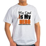 Leukemia Hero (Dad) T-Shirt