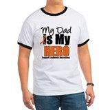 Leukemia Hero (Dad) T