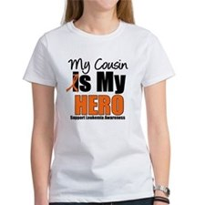 Leukemia Hero (Cousin) Tee