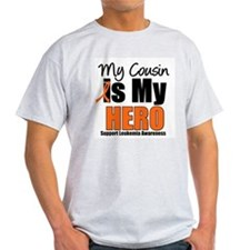 Leukemia Hero (Cousin) T-Shirt