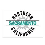 Sacramento California Postcards (Package of 8)