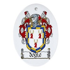 Doyle Coat of Arms Keepsake Ornament
