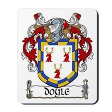 Doyle Coat of Arms Mousepad