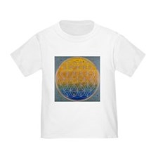 THE FLOWER OF LIFE T