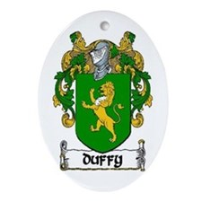 Duffy Coat of Arms Keepsake Ornament