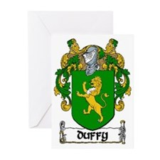 Duffy Coat of Arms Note Cards (Pk of 10)