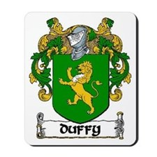 Duffy Coat of Arms Mousepad