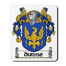 Dunne Coat of Arms Mousepad