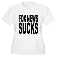 Fox News Sucks T-Shirt