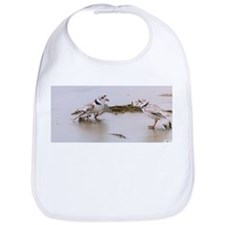 Cute Endangered animals Bib