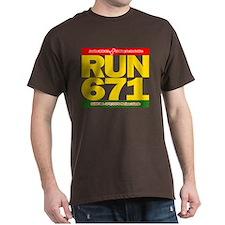 RUN 671 GUAM T-Shirt