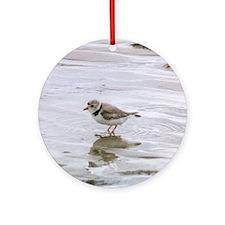 Unique Endangered species Ornament (Round)