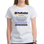 Podcacher Women's T-Shirt