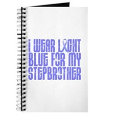 I Wear Light Blue 16 (Stepbrother) Journal