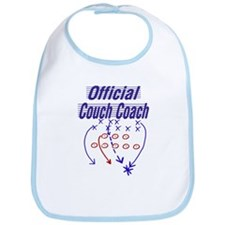 Football Couch Coach Bib