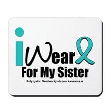PCOS Awareness Mousepad