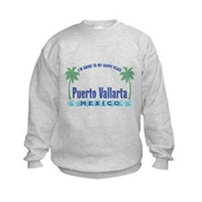 Puerto Vallarta Happy Place - Sweatshirt