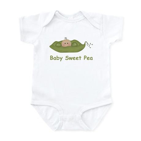 One Baby Sweet Pea Infant Bodysuit
