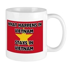 What Happens In VIETNAM Stays There Mug