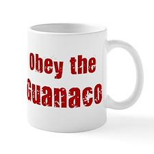 Obey the Guanaco Mug