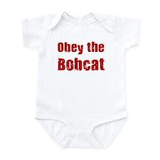Obey the Bobcat Infant Bodysuit