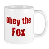 Obey the Fox Mug