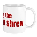 Obey the Elephant Shrew Small Mug