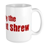 Obey the Elephant Shrew Mug
