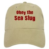 Obey the Sea Slug Baseball Cap