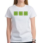Dutch Gold And Yellow Design Women's T-Shirt