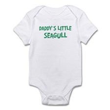 Daddys little Seagull Infant Bodysuit