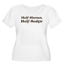 Half-Budgie T-Shirt