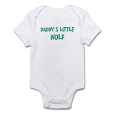 Daddys little Wolf Infant Bodysuit