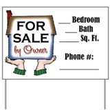 House For Sale By Owner Yard Sign