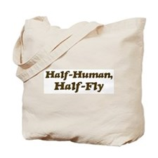 Half-Fly Tote Bag