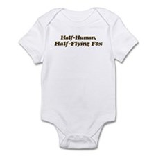 Half-Flying Fox Infant Bodysuit