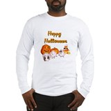 Keo's Pups Halloween Long Sleeve T-Shirt
