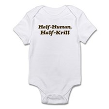 Half-Krill Infant Bodysuit
