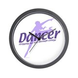 Dancer Wall Clock
