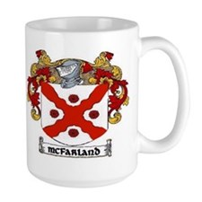 McFarland Coat of Arms Coffee Mug