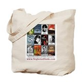 Funny Author Tote Bag
