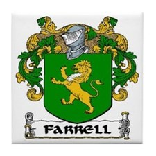 Farrell Coat of Arms Ceramic Tile