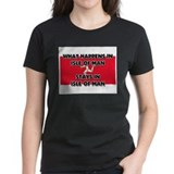 What Happens In ISLE OF MAN Stays There Tee