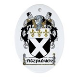 Fitzpatrick Coat of Arms Keepsake Ornament