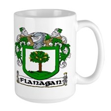Flanagan Coat of Arms Mug