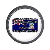 What Happens In FALKLAND ISLANDS Stays There Wall