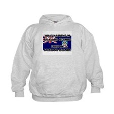 What Happens In FALKLAND ISLANDS Stays There Hoodie