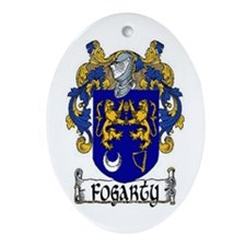 Fogarty Arms Keepsake Ornament