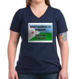 What Happens In DJIBOUTI Stays There Shirt
